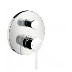 STARCK - Mitigeur pour bain/douche encastré avec combinaison de sécurité intégrée (10427000)