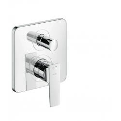 CITTERIO E - Mitigeur bain/douche à encastré avec combinaison de sécurité intégrée EN1717 (36457000)