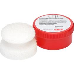 Produit nettoyant pour éviers avec éponge, 125 ml (112.0007.715)