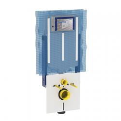 KOMBIFIX Bâti-support pour WC suspendus avec réservoir Sigma 8 cm (110.790.00.1)