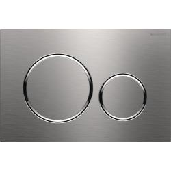 Sigma 20 nouveau modele acier inoxydable, brossé/poli (115.882.SN.1)