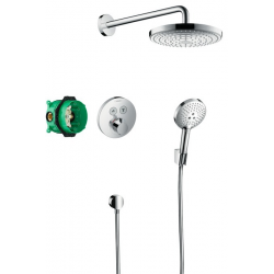 Pack encastré Design ShowerSet Raindance Select S / ShowerSelect S, chromé (27297000)