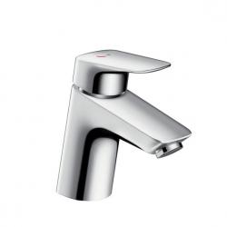 Logis 70 Mitigeur lavabo CoolStart sans tirette ni vidage (71073000)