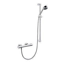 Shower Duo, set de douche, chromé (6057605-00)