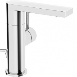 STELA Mitigeur monocommande de lavabo avec garniture de vidage (57152201)
