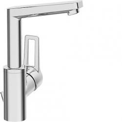 TWIST Mitigeur monocommande de lavabo avec garniture de vidage (09542205)