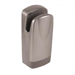 Sèche main automatique gris, fixation murale (SLO 01S)