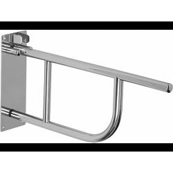 Barre d'appui WC en acier inoxydable 550mm (SLZM 01X)