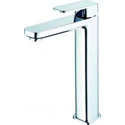 Mitigeur de lavabo monocommande a bec haut (A6329AA)