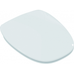 DEA - SIÈGE WC AVEC ABATTANT FIN BLANC (T676601)