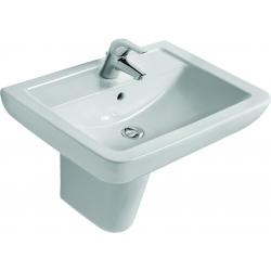 EUROVIT Lavabo 190 x 650 x 460 mm, blanc (V302801)