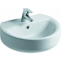 CONNECT lavabo 500 x 420 x 175 mm, blanc (E714601)