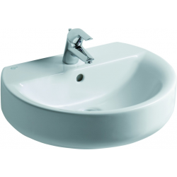 CONNECT lavabo 550 x 455 x 175 mm blanc (E714701)