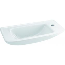 EUROVIT Lave-mains 125 x 500 x 235 mm, blanc (R421901)