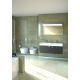 STRADA Lavabo double 121 x 45,5 cm blanc Ideal Plus (K0791MA)