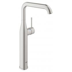 """ESSENCE NEW - Mitigeur monocommande, 1/2"""" pour lavabo Taille XL SuperSteel (32901DC1)"""