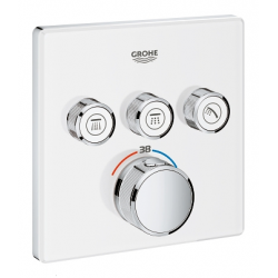 Grohtherm SmartControl Thermostatique pour installation encastrée 3 sorties (29157LS0)