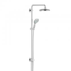 EUPHORIA POWER&SOUL SYSTEM 190 - Colonne de douche avec inverseur manuel (27911000)