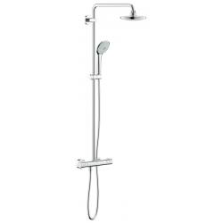 EUPHORIA SYSTEM 180 E - Colonne de douche avec mitigeur thermostatique (26418000)