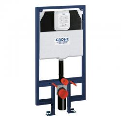 Grohe Rapid SL Bâti-support WC avec Réservoir 80mm, hauteur 1,13 m et largeur 0,62 m (38994000)