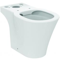 CONNECT AIR WC avec sortie verticale - à poser 400 x 360 x 660 mm blanc (E017601)