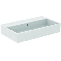 STRADA Lavabo sans trou percé 710 x 150 x 420 mm blanc (K081301)
