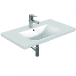 CONNECT Lavabo 850 mm blanc (E812701)