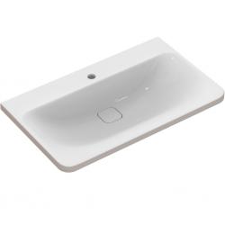 TONIC II Lavabo Vanity 815 x 490 x 170 mm, blanc IdealPlus (K0879MA)