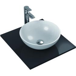 STRADA Lavabo à poser 410 x 410 x 150 mm,blanc (K079501)