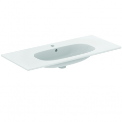 TESI Lavabo-plan 102,5 x 45 cm blanc (T350801)