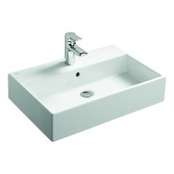 STRADA Lavabo 60 x 42 cm blanc IdealPlus (K0778MA)