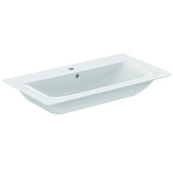 CONNECT AIR Lavabo-plan 84cm blanc IdealPlus (E0279MA)