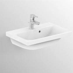 Connect Space lavabo blanc 500 x 175 x 380 mm (E132301)