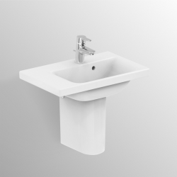 Connect Space Lavabo 600 x 175 x 380 mm Couleur blanc (E132501)