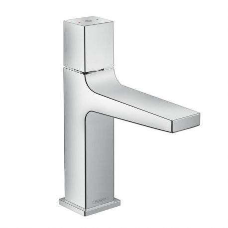 Metropol Select 110 Mitigeur de lavabo, bonde Push-Open chrome (32571000)