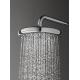 New Eurosmart Cosmopolitan Set de douche avec Tempesta 210, chrome (25183001)