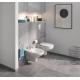 Nouveau Set WC Rimless Grohe BAU CERAMIC (39418000)