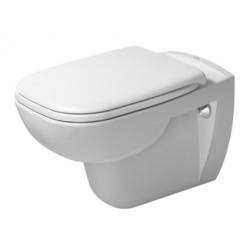 D-Code Pack WC suspendu Duravit Rimless avec abattant SoftClose (45700900A1)