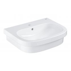 Euro Ceramic Vasque à poser 60cm - revêtement PureGuard (3933700H)