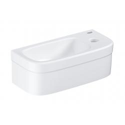 Euro Ceramic Lave-mains 37x18cm - revêtement PureGuard (3932700H)