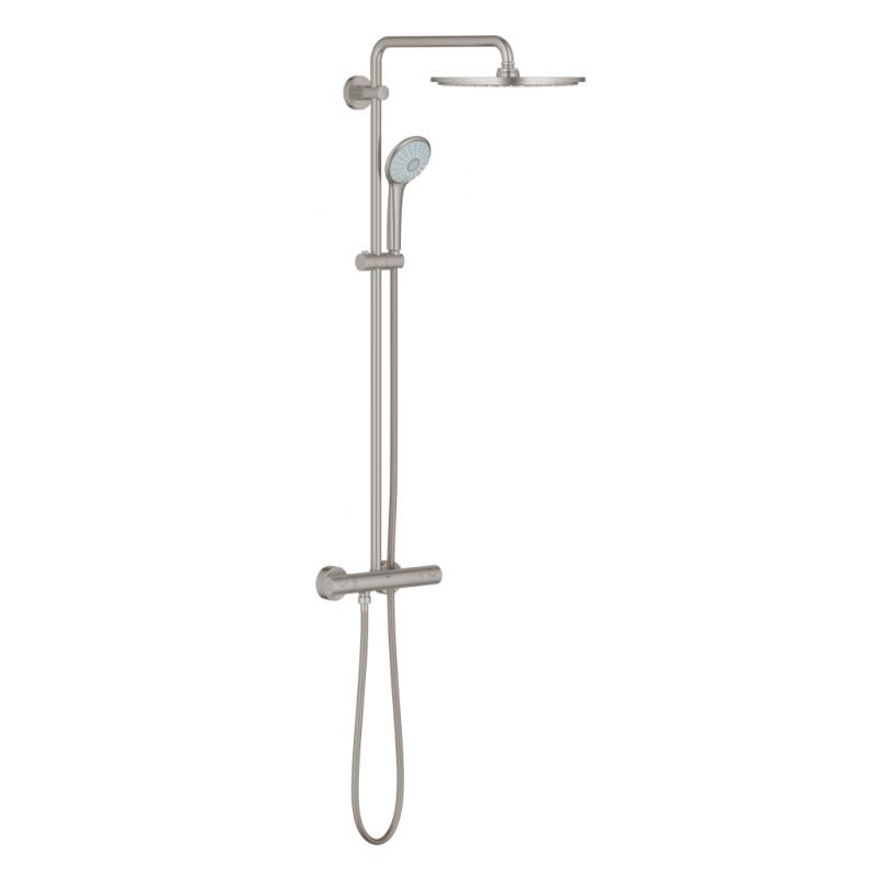Colonne Douche Euphoria 310 euphoria system 310 colonne de douche avec thermostatique (26075a00