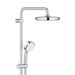 Tempesta Cosmopolitan System 210 Colonne de douche avec mitigeur Monocommande (26224001)