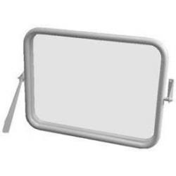 Miroir avec levier, 600mm x 450mm, acier inoxydable (H3897170030001)