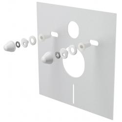 Set Isolant phonique pour WC et bidet (M390)