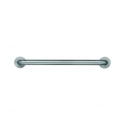 Barre de maintien 600 mm, acier inoxydable brossé (S6454MY)