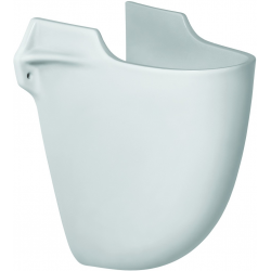 Cache-siphon Blanc Eurovit (V921001)