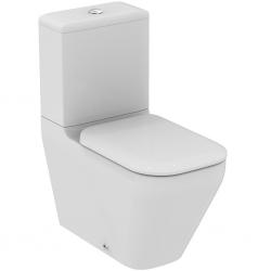 TONIC II WC back to wall Aquablade® avec sortie horizontale - pour combinaison 360 x 665 x 790 mm Blanc IdealPlus (K3160MA)