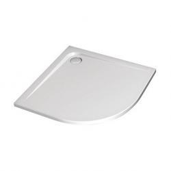 Receveur Ultra Plat Quart de Rond 100 x 100 cm (K517701)