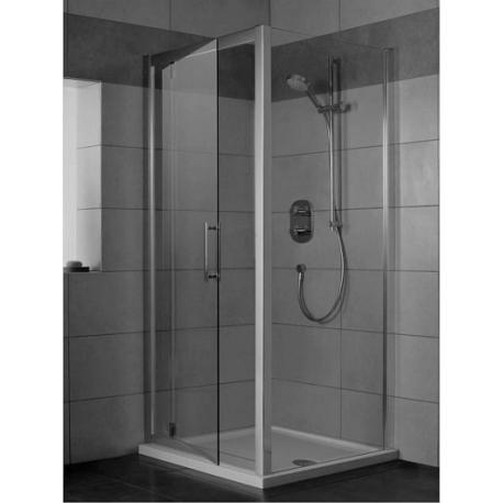 porte de douche pivotante 90 cm l6362eo akaaz. Black Bedroom Furniture Sets. Home Design Ideas