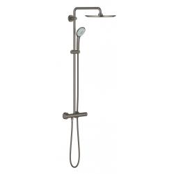 Euphoria System 310 Colonne de douche avec thermostatique pour montage mural (26075AL0)